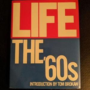 "📖 1989 ""LIFE, The 60's"" Hardback Book"